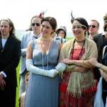 image of a wedding at Hulmes Vale Farm