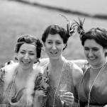 1920s style wedding